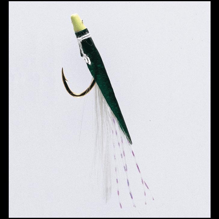 夜光カブラ ハゲ皮グリーン&白毛