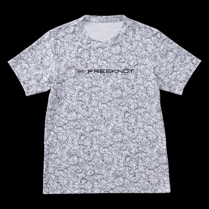UVメッシュTシャツ