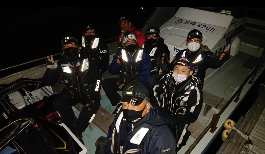 TeamONIGAKE九州 2021年度長崎・佐賀支部第2回チヌ釣り大会